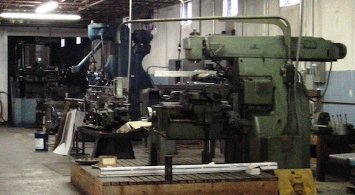 Assurace Technical Services Machine shop facilities