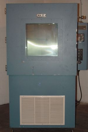 Cincinnati Sub-Zero Thermal Chamber –100 to 350 degrees F